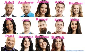 Big Brother Canada 2: (8 DVD Set) 2014 TV Series
