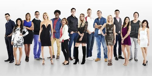 Big Brother Canada 3: (9 DVD Set) 2015 TV Series